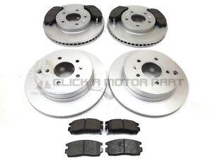 Brake Discs 296mm Vented Chevrolet Captiva 2.0 D 4WD Front Delphi Brake Pads