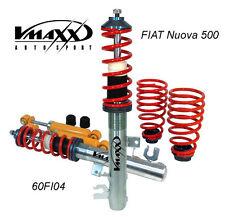V-Maxx ammortizzatori regolabili FIAT 500 Abarth Garanzia Italia Vmaxx