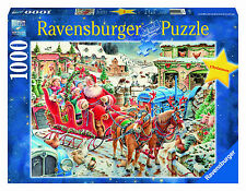 BNIB RAVENSBURGER The Christmas Farm 1000pc jigsaw puzzle LIMITED STOCK!