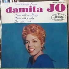 DAMITA JO SWEET GEORGIA BROWN FRENCH EP DISQUES MERCURY 1961