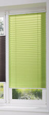 Klemmfix Plissee Anlage beidseitig verspannt apfel grün Laholm  40-120 cm breit