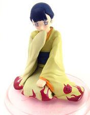 Rare Naruto Premium Heroines Kimono Hinata Green