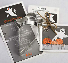HALLOWEEN GHOST COOKIE CUTTER~~ BY ANN CLARK