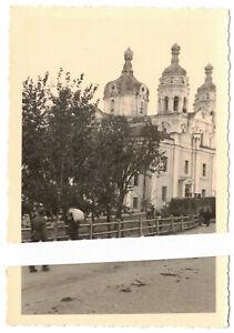 Foto 2 Wk Witebsk Rußland Kirche ! (F2626