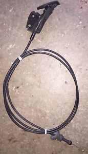 05 NISSAN MAXIMA Hood Latch Release Cable With Handle