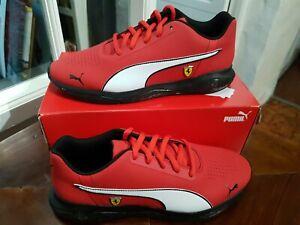 Puma Ferrari Cell Ultimate Trainers Size 8.5 UK