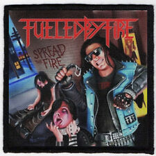 FUELED BY FIRE PATCH / SPEED-THRASH-BLACK-DEATH METAL
