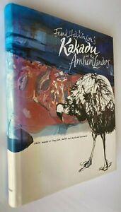 1987 1st KAKADU AND THE ARNHEM LANDERS Frank Hodgkinson FREE POST AUST
