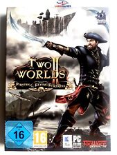 Two Worlds 2 Pirates Flying Fortress PC Nuevo Precintado Retro Videogame Sealed