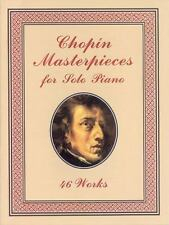Chopin Masterpieces for Solo Piano: 46 Works (Dover Music for Piano), Classical