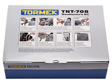 TORMEK Wood Turner's Sharpening Jigs Kit & Video/Book