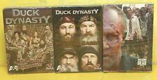 Duck Dynasty A&E (2), Walking Dead AMC (1) Decks of Playing Cards