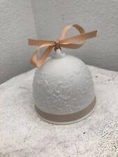 1991 Lladro Campana Primavera Spring Bell Ornament 7613 Collectors Society Nib