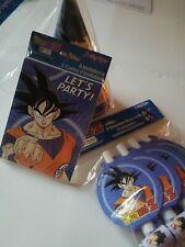 Dragon ball z birthday party supplies