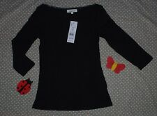 NEUF ✿❀ Haut top t-shirt maille fine stretch femme ❀ CACHE CACHE ✿Taille M 38/40