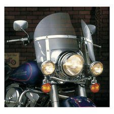 National Cycles Chopped Windshield getönt f. Harley-Davidson FLH, FLHS 60-93