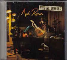 Axl Rose-Nice Neighbours Promo cd single