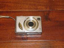 Sony Cyber-shot DSC-W5 5.1 MP Digital Camera - Silver