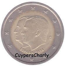Spanje 2014 II 2€ Dubbelportret Juan Carlos I en Felipe VI UNC