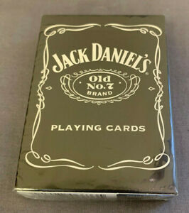 Jack Daniel's Old No. 7 Brand ® Collectible Deck of Playing Cards