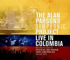 Alan Parsons Symphonic Project - Live In Colombia [CD]