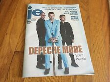 Illinois Entertainer Monthly(Aug 2017) Depeche Mode [cover] Marty Friedman