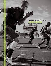 Nike Football SPARQ Training Pre-Season Program (PDF Booklet)