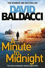 A Minute to Midnight (Atlee Pine series) New Paperback Book