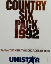"""Tanya Tucker 2 Decades of Hits"" 3Hr/3CD Unistar Radio Special ( Westwood One )"
