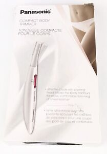 Panasonic Full Body Hair Removal for Women, Portable Sleek Design, ES-WR50-P