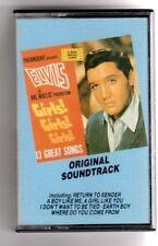 Elvis Presley Good (G) Case Condition Album Music Cassettes