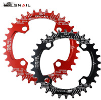 SNAIL Mountain Bike 96BCD Chainring Round Oval Narrow Wide 32/34/36T Chainring