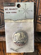New York Highpoint Hiking Stick Medallion