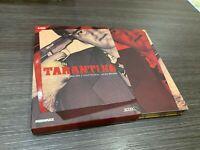 Quentin Tarantino Box 4 DVD Kill Bill 1 & 2 Pulp Fiction Jackie Brown