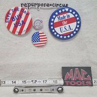 "MAC Tools USA RW0810 SAE 1/4""×5/16"" 6-Point Ratcheting Box End Wrench HVAC TECH"