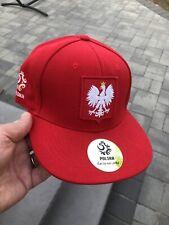 Polish National Soccer Team SnapBack Hat Polska Pilka Nozna 2018