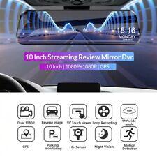 F900 1080P HD1.3MP Webcam Car DVR Dual Lens Cameras  Vehicle Rear Video Recorder