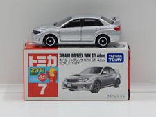 Tomica Subaru Contemporary Diecast Cars, Trucks & Vans