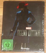 Agent Carter Steelbook Die Komplette Serie  4x Blu Ray