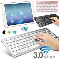 "X6 Wireless Bluetooth Keyboard For Samsung Galaxy Tab A A6/E/S4/S3/2 7"" 8"" 10.1"""