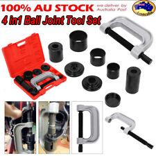 10pc Ball Joint Press Service Kit Anchor Pin Press C Frame Brake 4WD Tool Set AU
