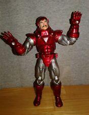 Marvel Legends Silver Centurion Iron Man action figure