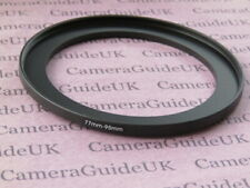 77mm to 95mm Male-Female Stepping Step Up Filter Ring Adapter 77mm-95mm