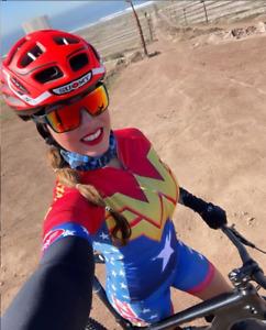 Maillot Ciclismo Wonder Mujer Corto Maillot Ciclismo Mujer