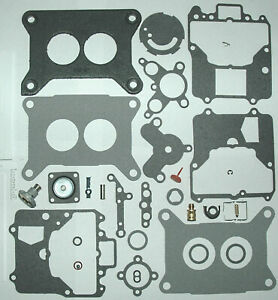"1977-78 & 80 CARB KIT MOTORCRAFT MODEL 2150 2 BARREL LINCOLN 302"" 400"" ENGINES"