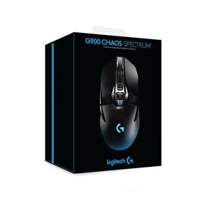 NEW LOGITECH G900 Chaos Spectrum Wireless & Wired Gaming Mouse, Ambidextrous