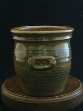 Hand Crafted Pottery Vase University of North Dakota Ceramic Arts Organization