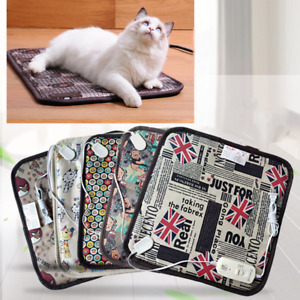 Pet, Cat, Dog, Puppy  Winter Warm Pad, Heat Pad, Pet Sleep mat Electric warm mat