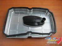 05-18 Jeep Dodge NAG1 ONLY Transmission Oil Pan, Gasket, & Fluid Filter Kit OEM
