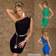 Mini Sleeveless Dresses for Women with Belt